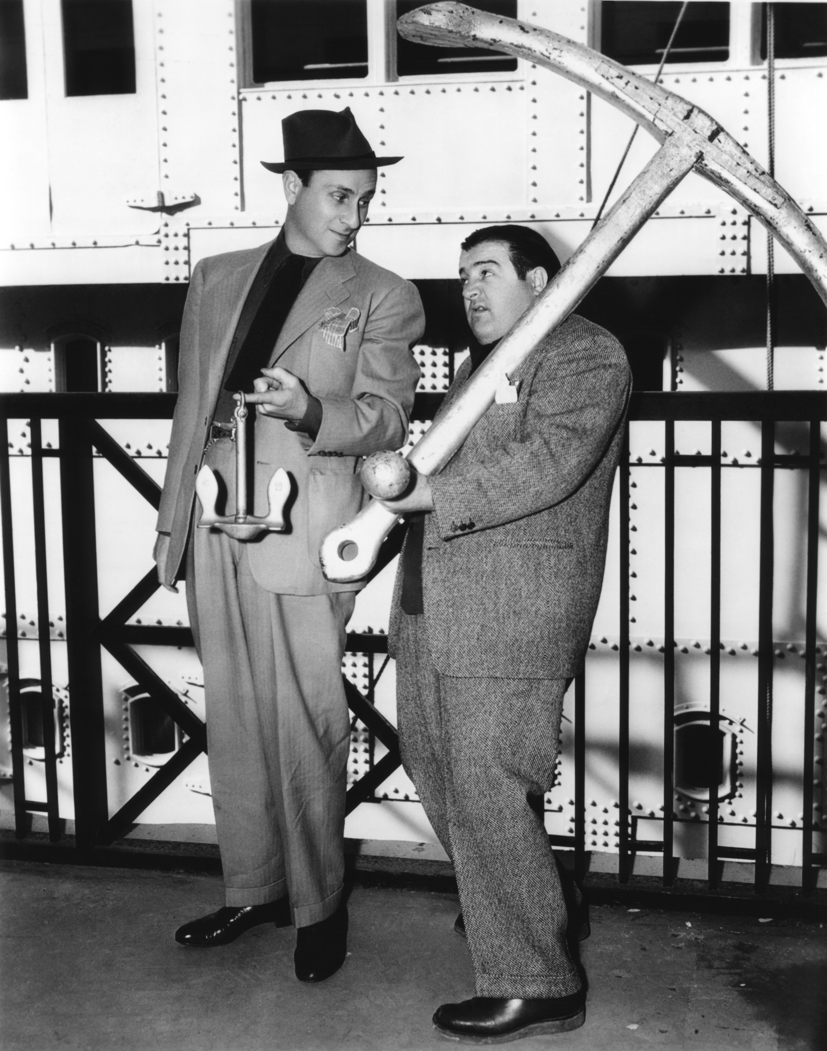 Hal De Forrest Wallpapers ABBOTT AND COSTELLO WALLPAPERS